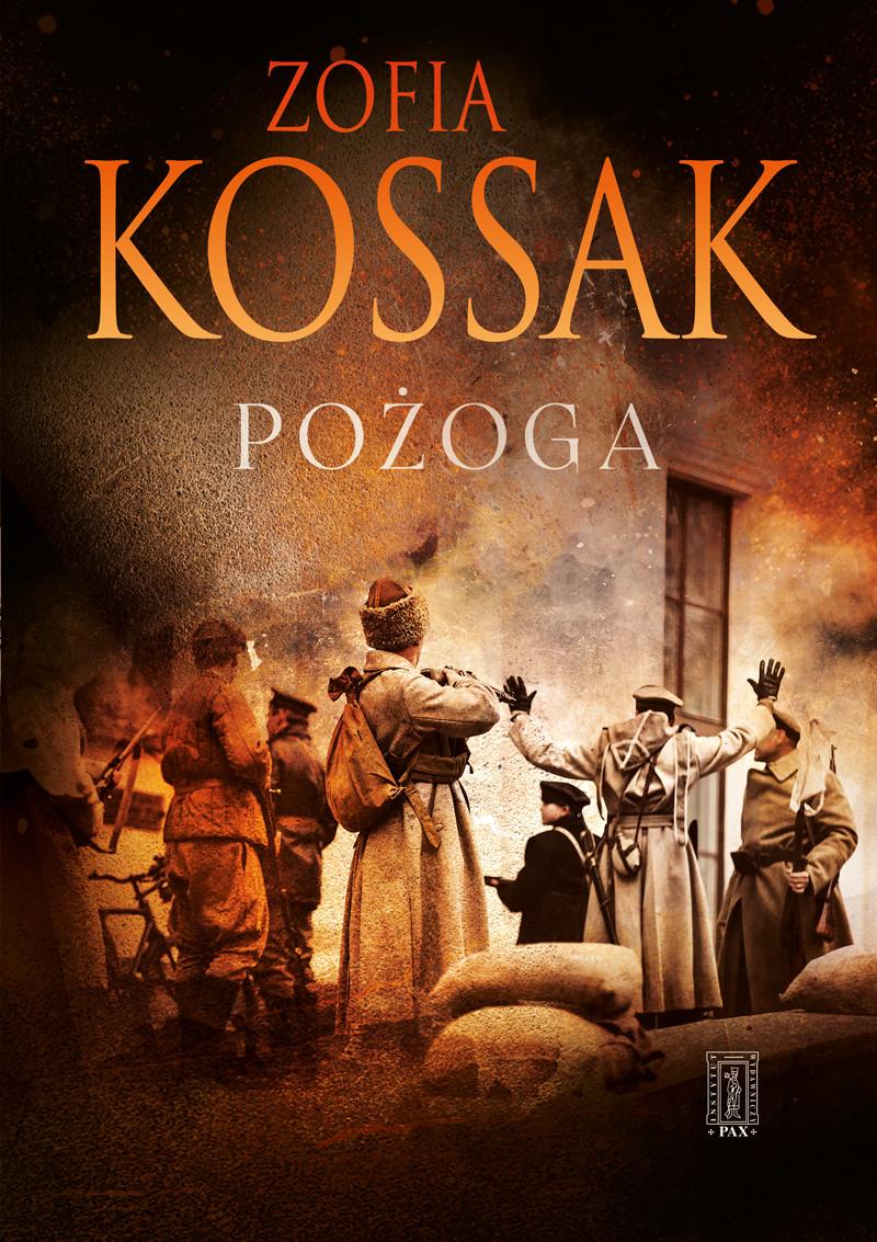 Pożoga. Wspomnienia z Wołynia 1917-1919