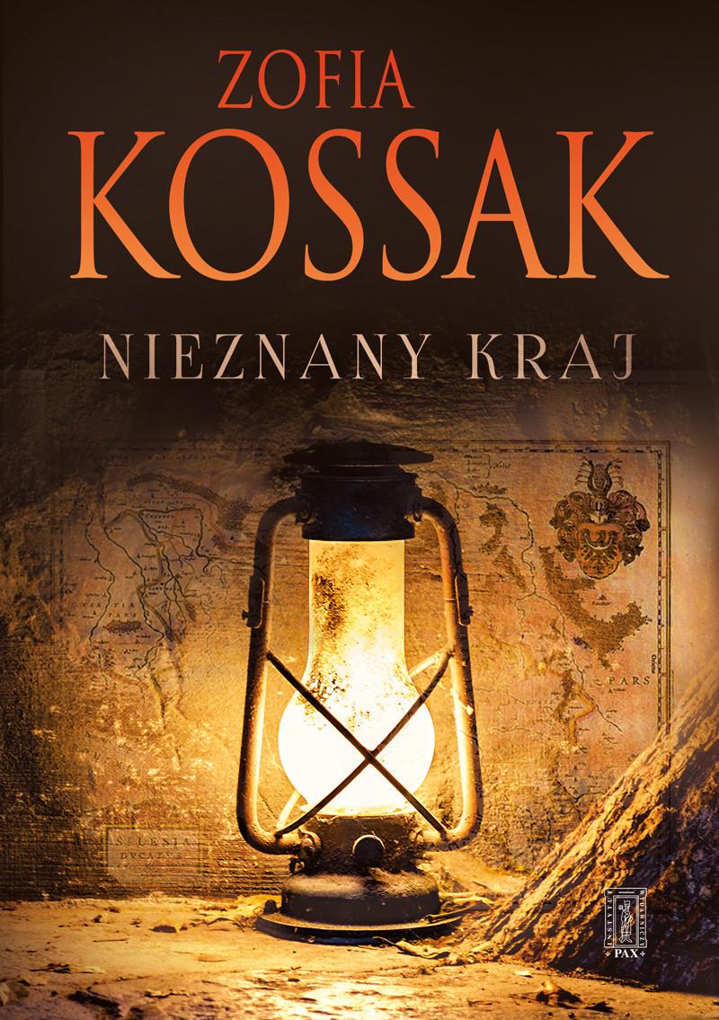 Zofia Kossak, Nieznany kraj