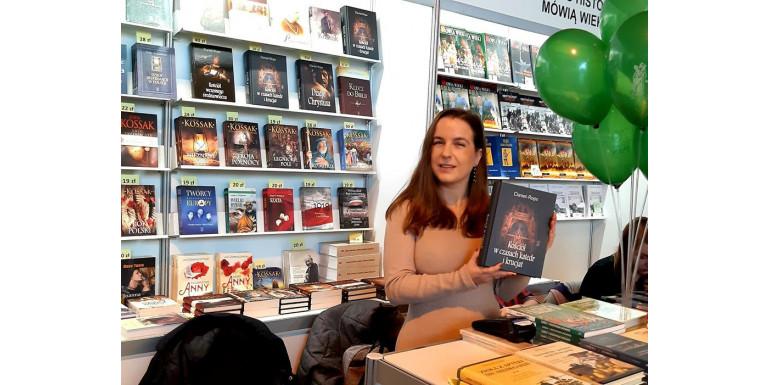Święto książki historycznej w Warszawie
